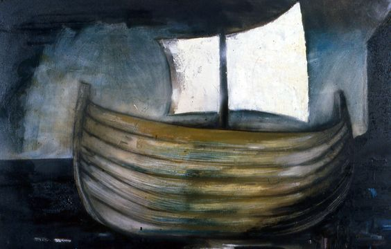 boat-oil-on-canvas-m-selman-1990