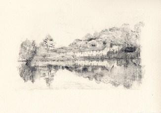The Voes Catrine Village 2015 Ayrshire Pencil on Watercolour Paper Contact him on:- Facebook @martinselmanart Twitter @martinselman Linkedin Martin Selman