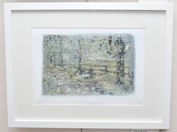 Newcastle Town Moor Oil and Mixed Media on Canvas 2015 Contact him on:- Facebook @martinselmanart Twitter @martinselman Linkedin Martin Selman